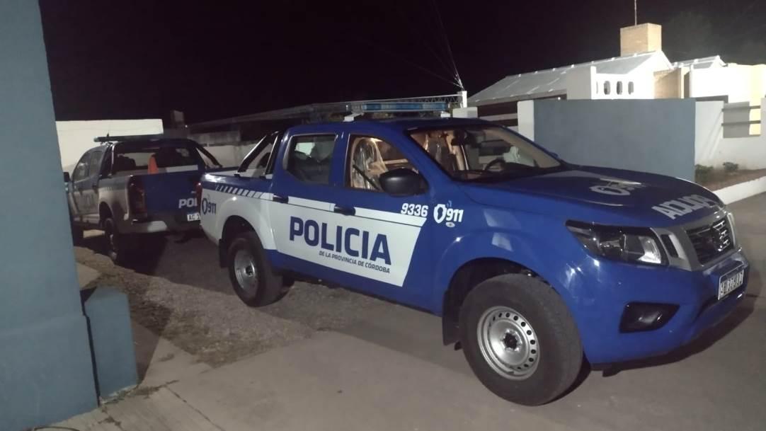 Inriville recibió una camioneta cero kilómetro para la policía